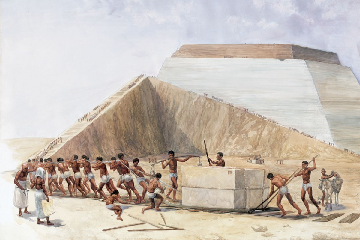 Building-the-Great-Pyramid
